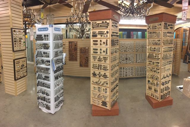 Amerock Cabinet Hardware Displays At Tri Supply In Austin, Texas. Huge  Selection Of