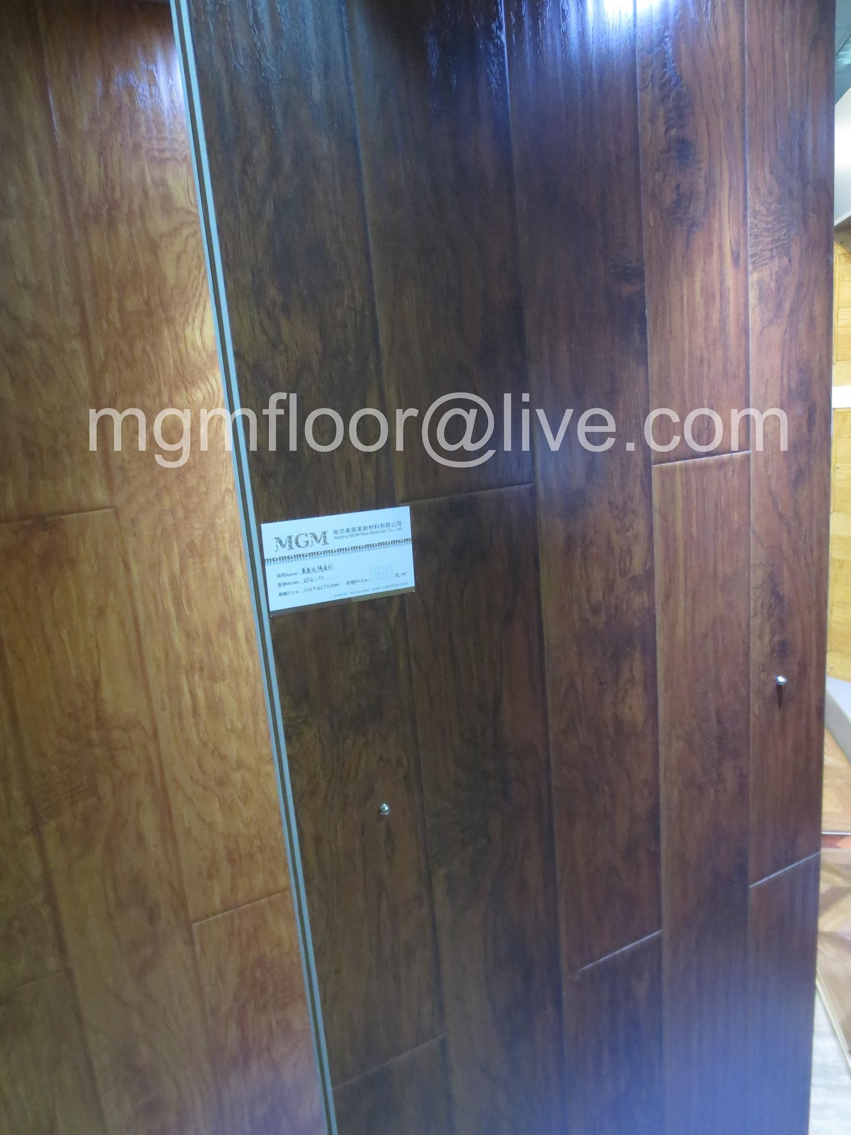 Mgm Manufacturer Laminate Flooring With Thickness Of 7 8 And
