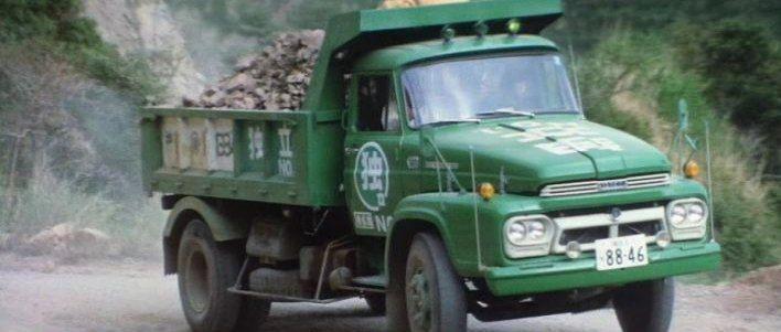 1970 Isuzu TD damperli kamyon ...