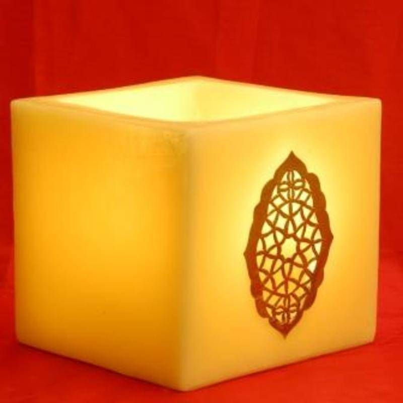 photophore carr bougies et bougeoir zen bougie fait maison bougie zen table lamp und. Black Bedroom Furniture Sets. Home Design Ideas