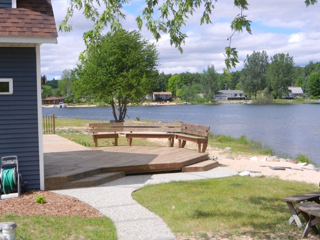 Cottage vacation rental in Cadillac from