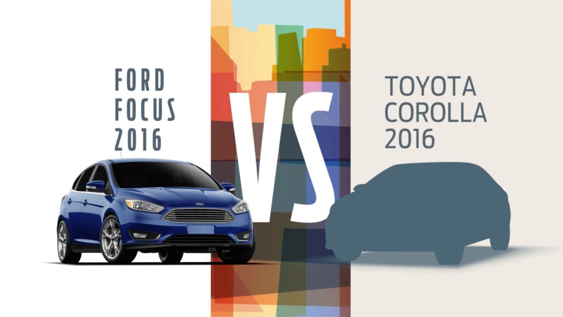 Pensando en comprar un Toyota Corolla 2016? Considere el 2016 Ford Focus con su sistema de información de puntos ciegos, iluminación ambiental, y asistencia de estacionamiento. Cómo se pueden inspirar el diseño - con el Ford Focus.