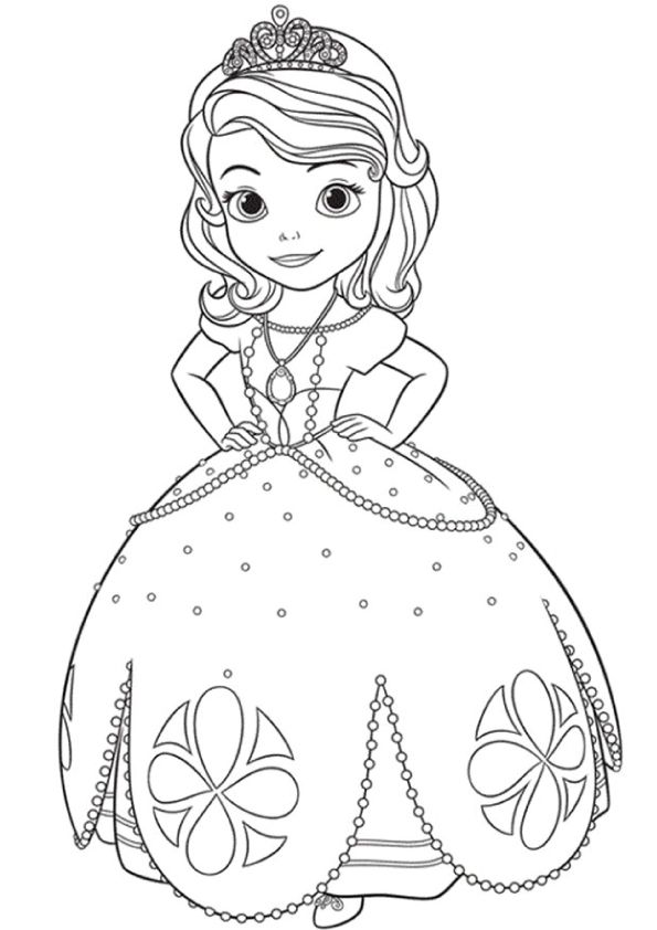 Print Coloring Image Momjunction Disney Coloring Pages Princess Coloring Pages Disney Princess Coloring Pages