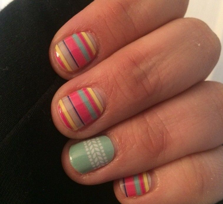 Spring Break(retired March 2015 Sister Style) and Cabana by Jamberry ...