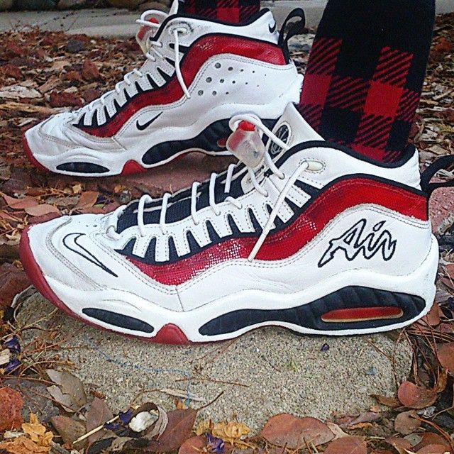 Nike Air Movin Uptempo | Sports shoes basketball, Vintage