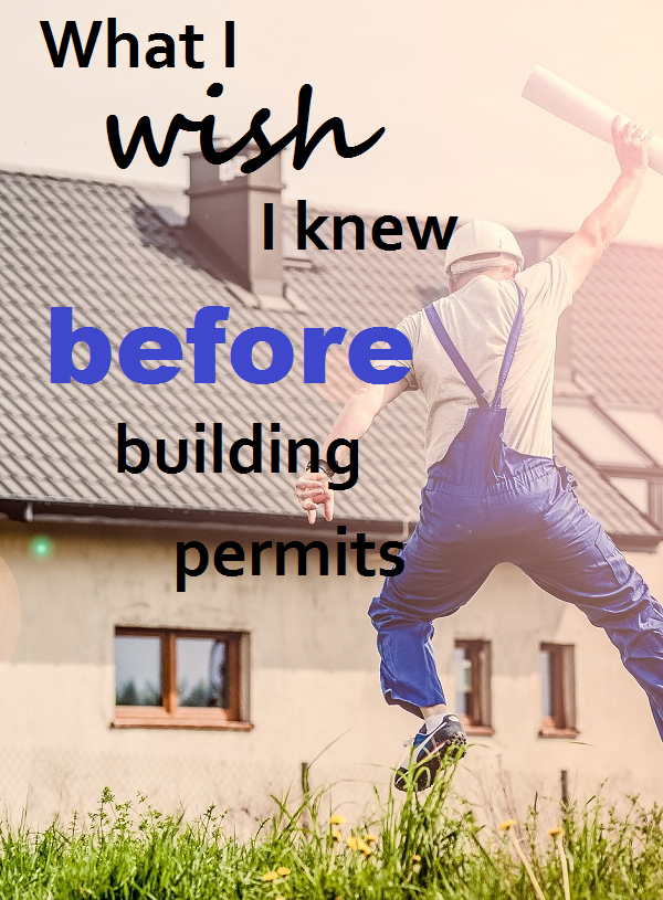 How to build your own house, surviving building permits. What I wish I knew