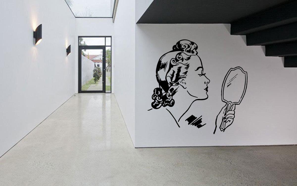 Removable vinyl sticker mural decal art decor outdoor indoor