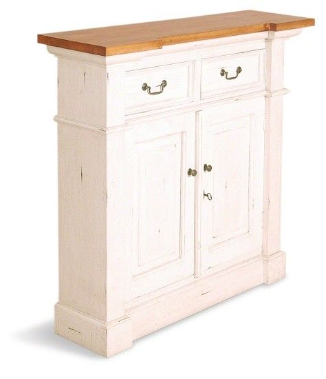 Shabby Chic Slim Sideboard  Dining Room Furniture  Richard James Adorable Slim Dining Room Tables Design Ideas