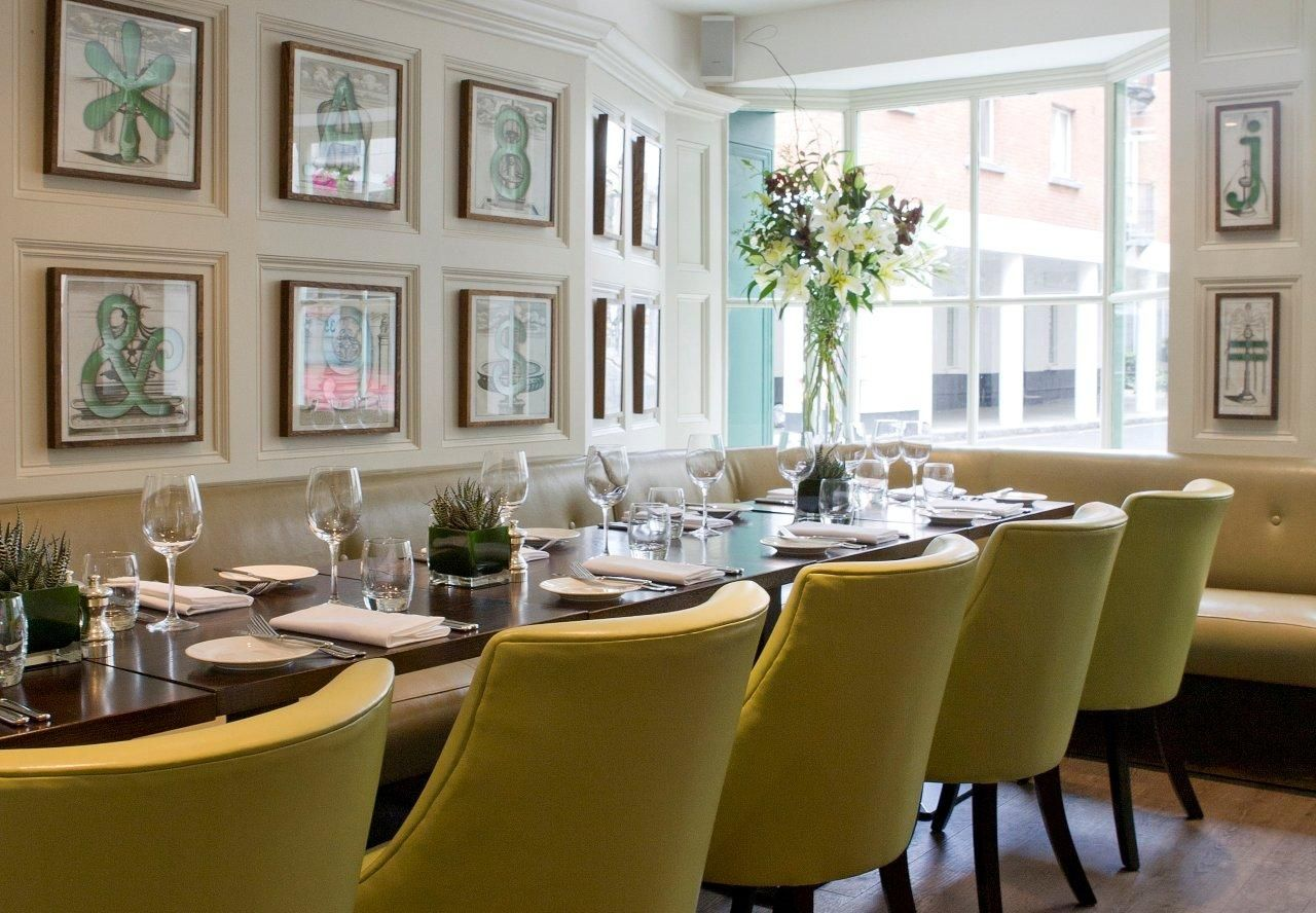 Chiswell Street Dining Rooms Moorgate  London  Pinterest Prepossessing The Chiswell Street Dining Rooms Inspiration