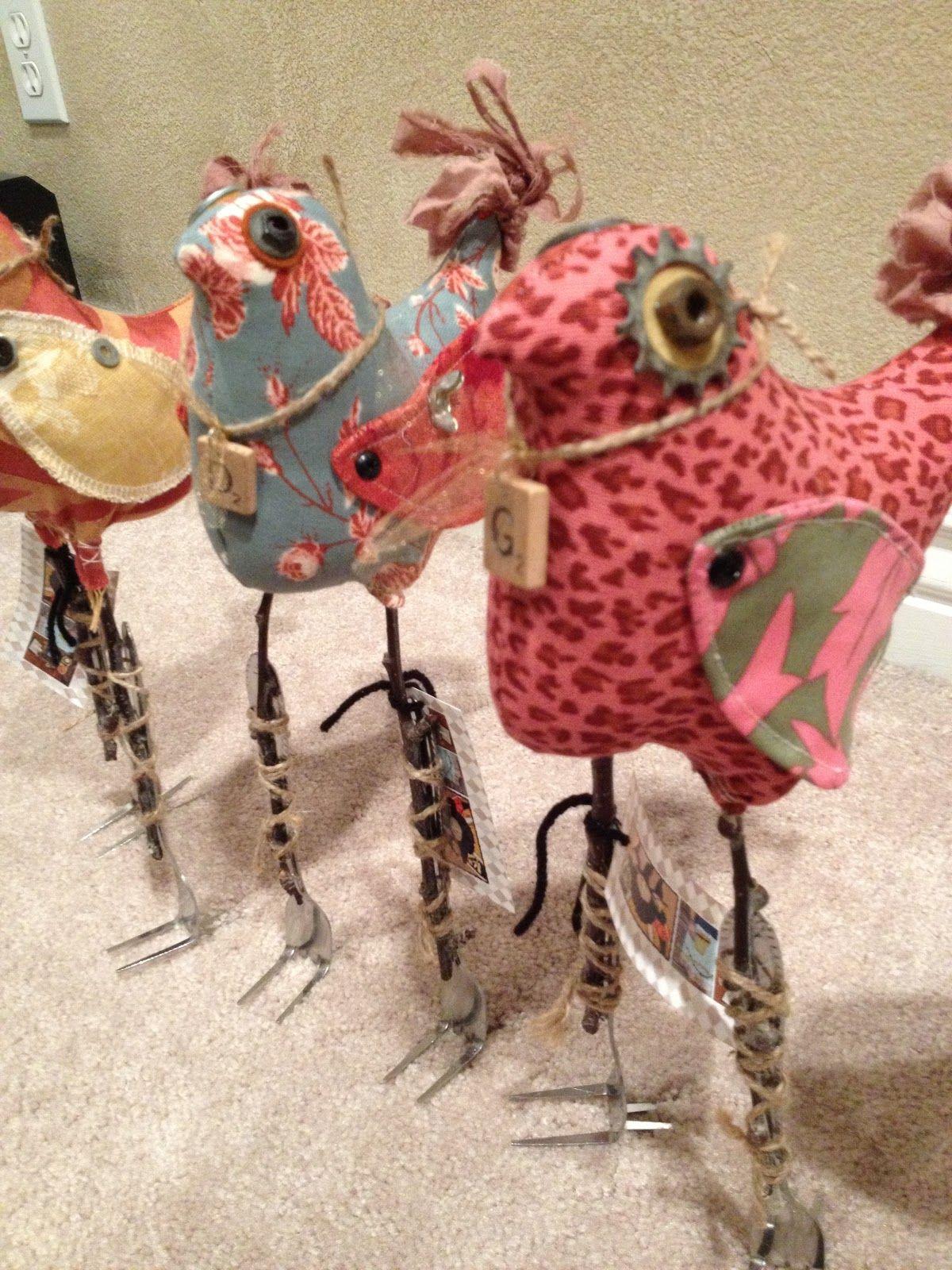 Dana Engemann Designs cutest birds