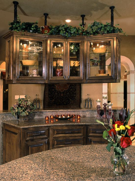mediterranean kitchen design pictures remodel decor and ideas page 28 in 2019 on kitchen decor pitchers carafes id=74602