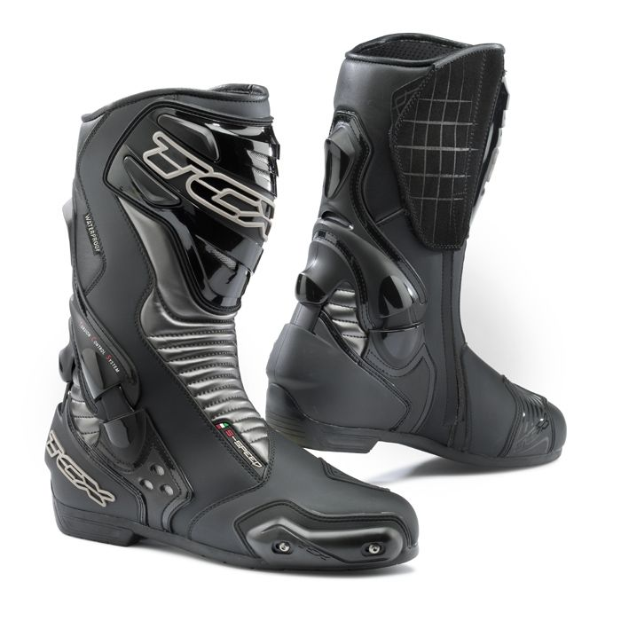 TCX S-Speed Waterproof Touring Performance Riding All Weather Motorcycle  Boots