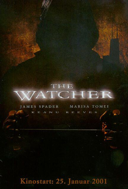 Poster zum Film: Watcher, The