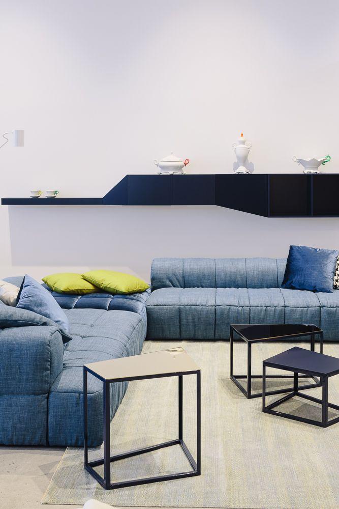 Arflex Strips Sofa Design Cini Boeri The Origina 1972 Hillside