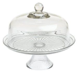 Anchor Cake Stand Punch Bowl Got This At Walmart For Under 12 Cake Dome Cake Stand With Cover Glass Cake Stand