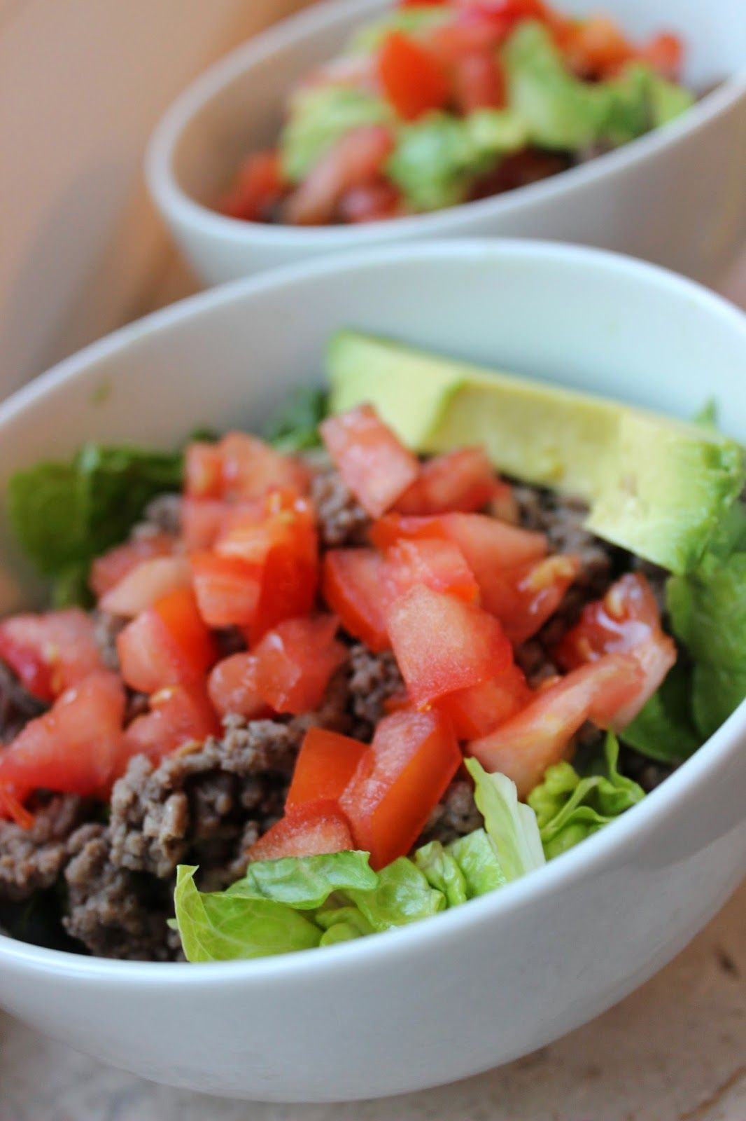 Whole 30 Burger Bowl | health:clean eating | Whole 30 ...