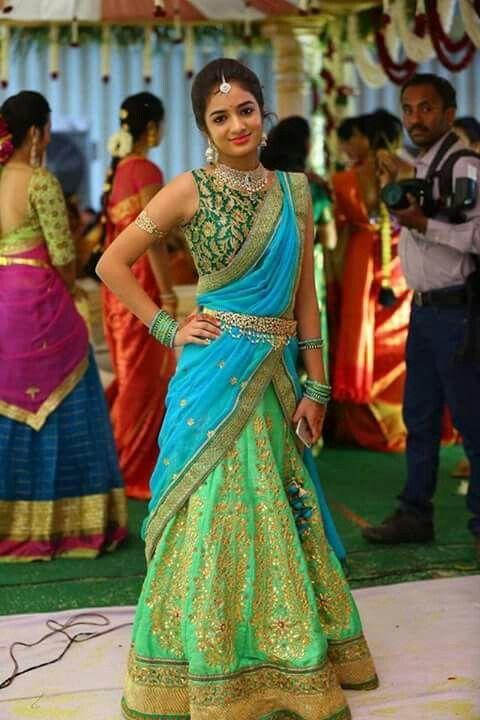 New indian sari fashion 58
