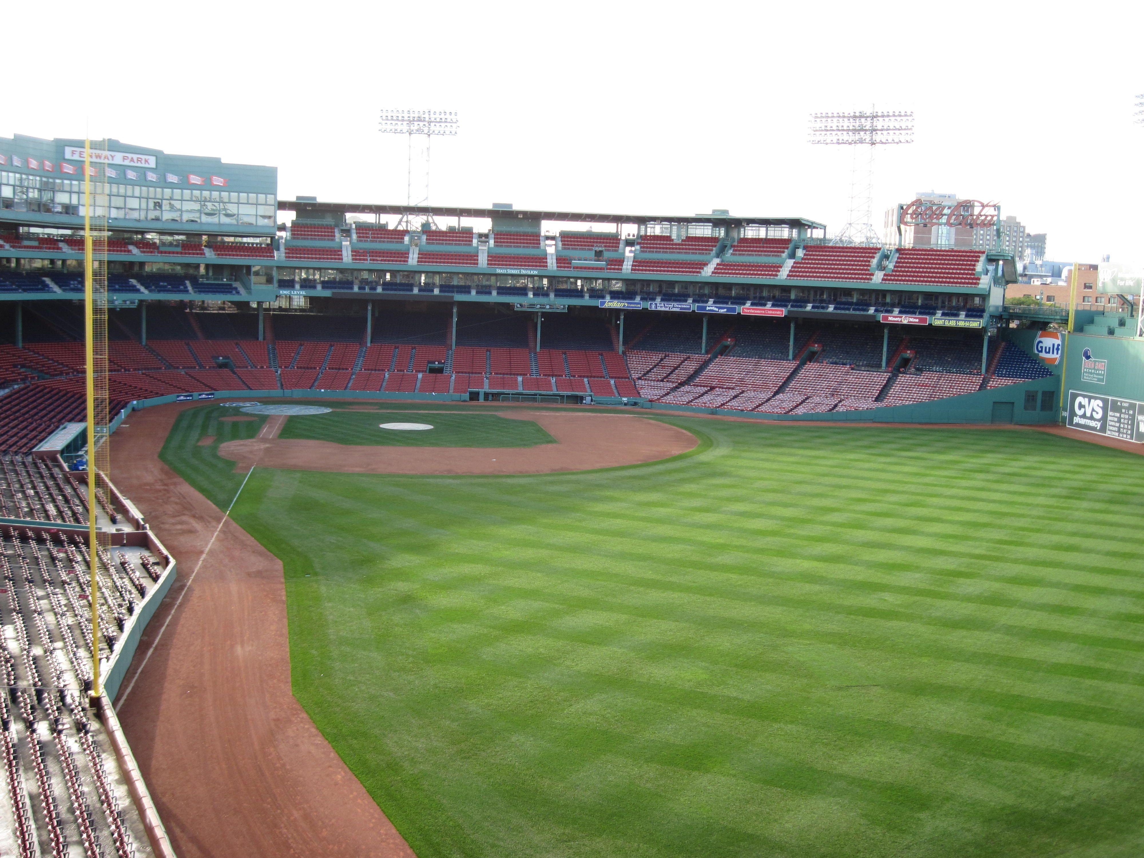 Fenway Park, Boston | Favorite Places & Spaces | Pinterest