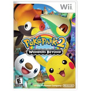 Pokepark 2 Wonders Beyond Nintendo Wii Game Pokemon Video Games Wii Games Pokepark 2