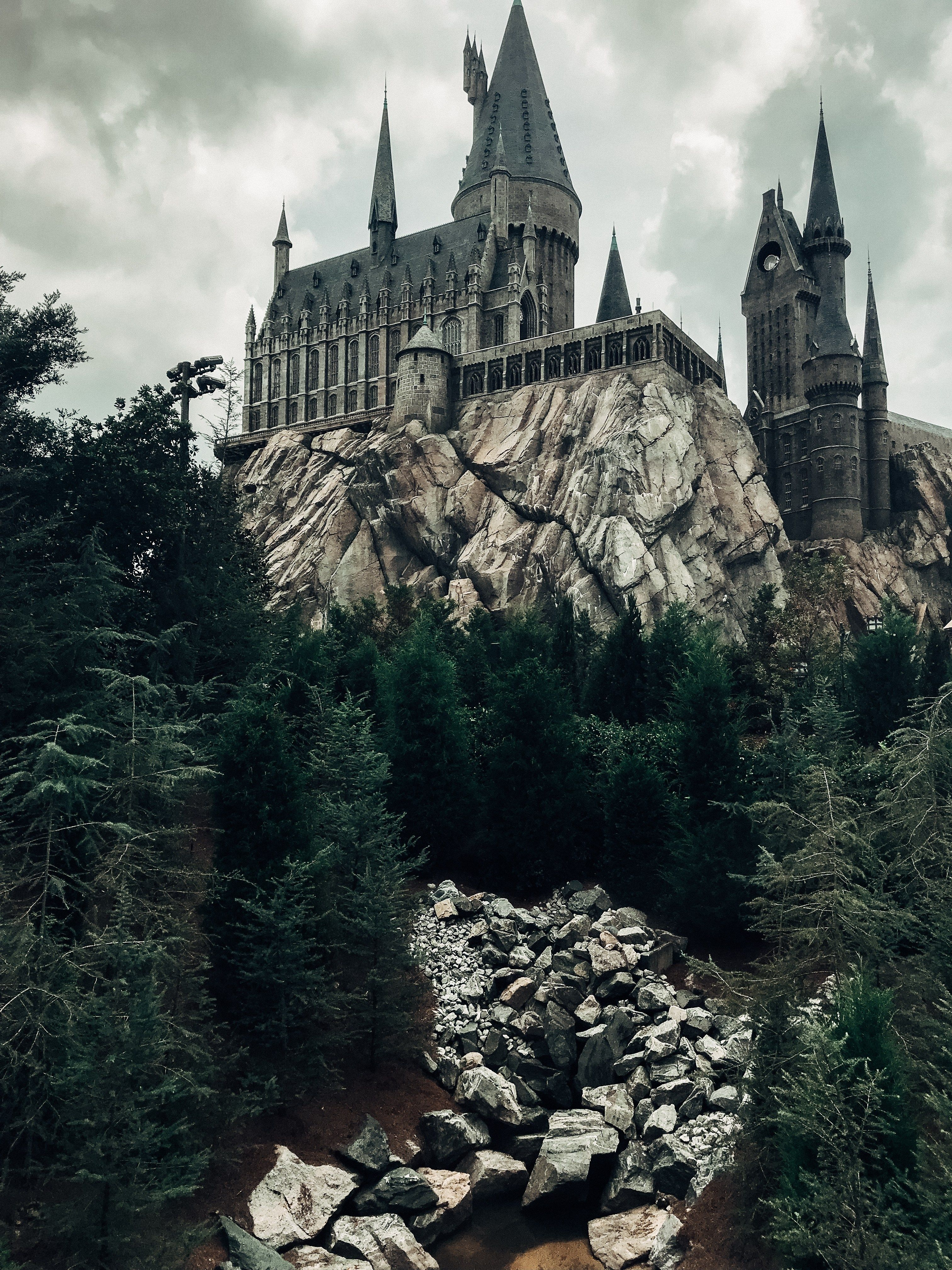 Hogwarts Castle A Magical Travel Guide For Every Witch Or Wizard S Next Visit To The Wizarding World Of H Orlando Travel Wizarding World Harry Potter Orlando