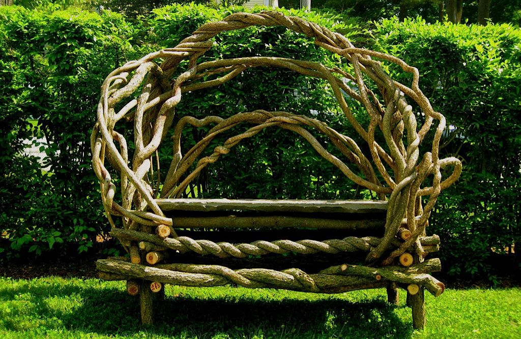Rustic Twig Furniture | Green Furnishings by Entangled Furnishings