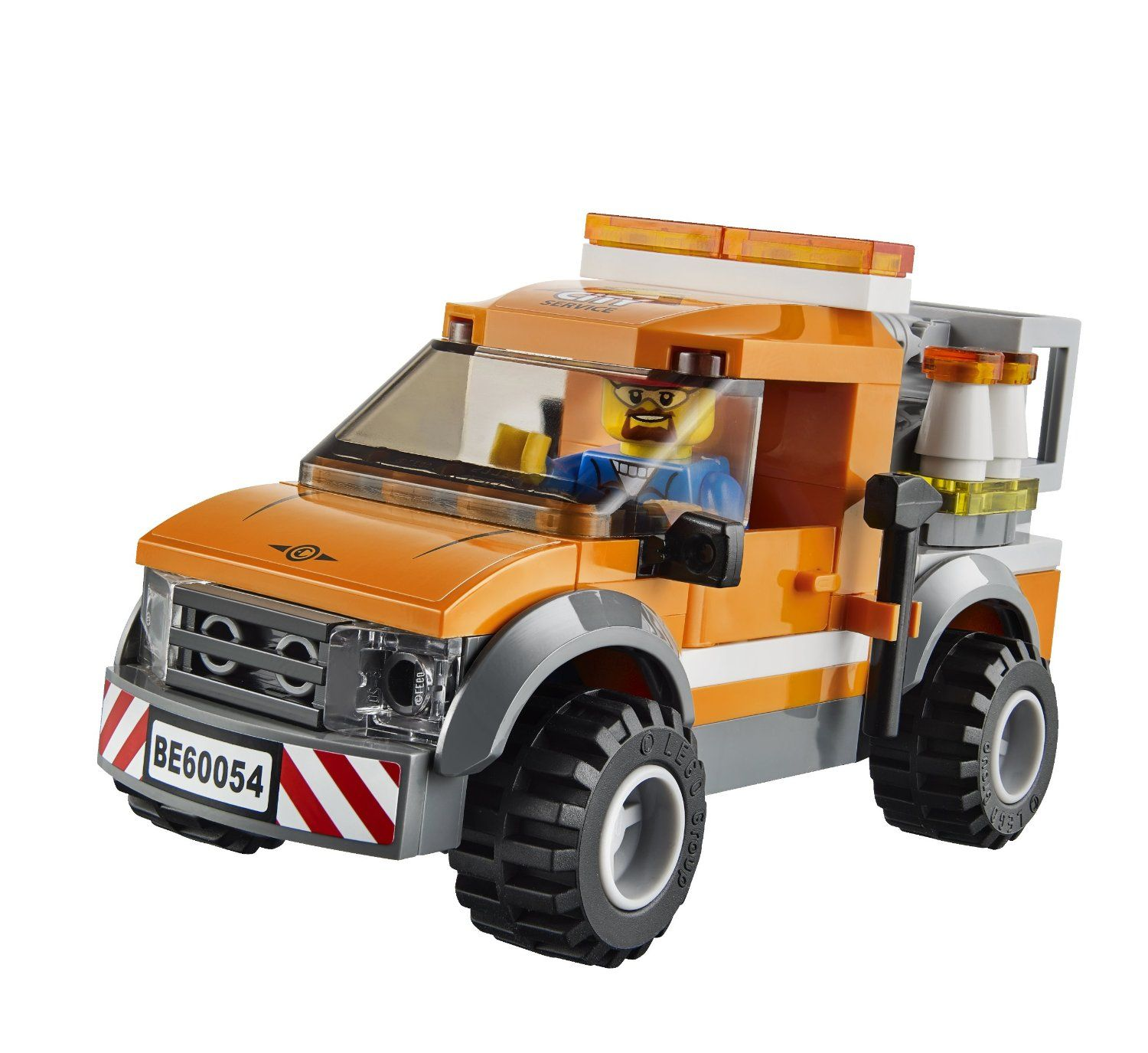 LEGO City Great Vehicles 60054 Light Repair