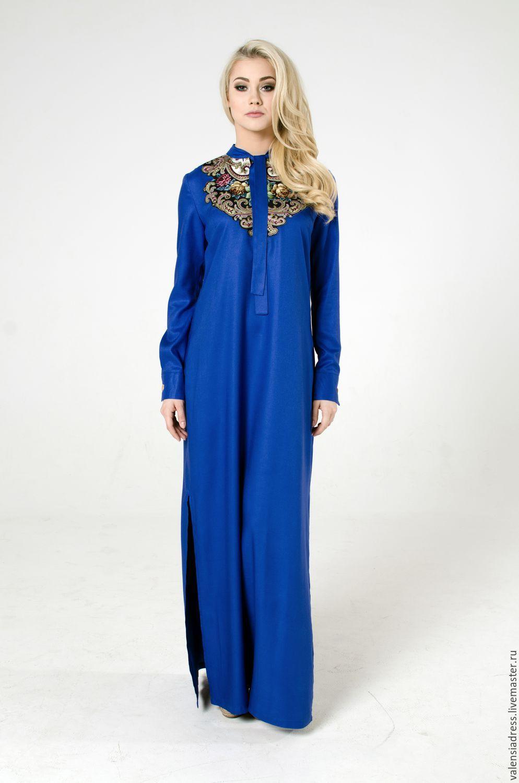 9657c777cec1 Платье рубашка из вискозы Сhemise – купить в интернет-магазине на Ярмарке  Мастеров с доставкой