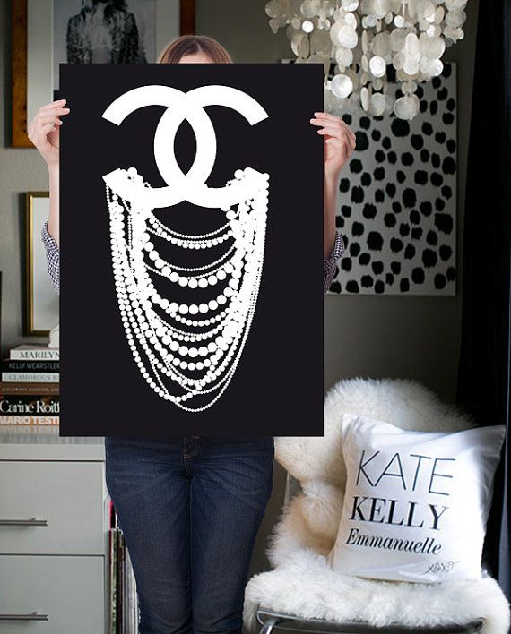 Chanel Dripping Pearl Is A Painted Version Inspired By