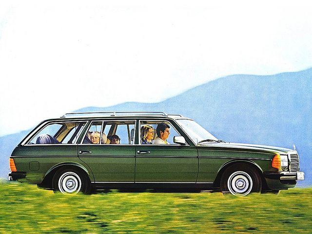 1978 Mercedes Benz W123 T Modell Classic Cars Pinterest