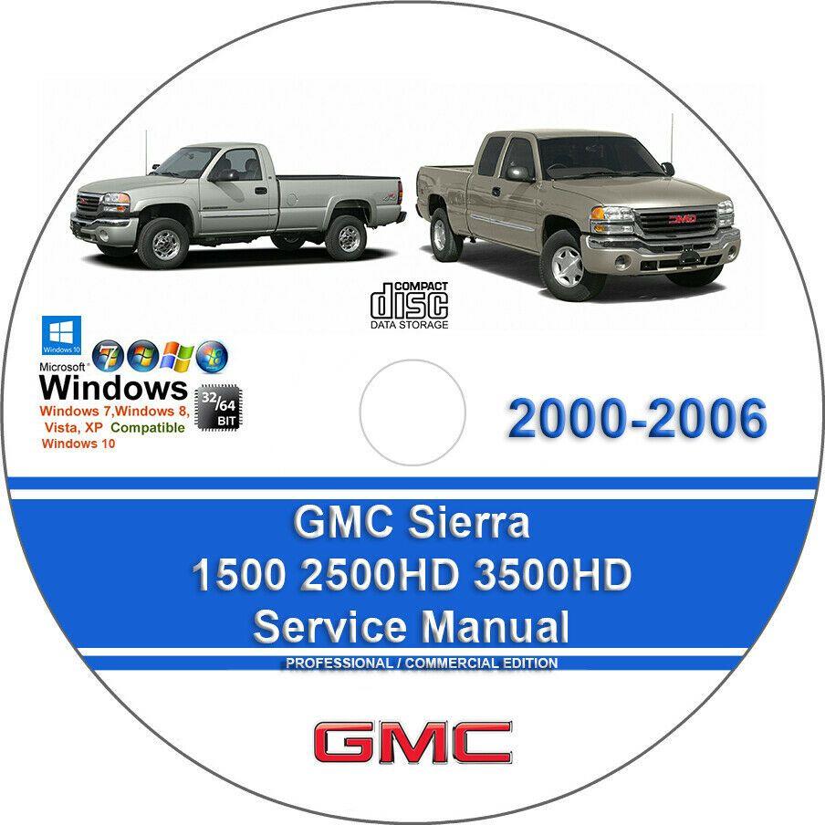 Advertisement Ebay Gmc Sierra 1500 2500hd 3500hd 2000 2006