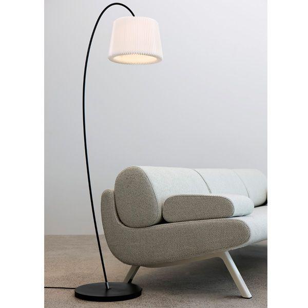 Le Klint Snowdrop Floor Lamp | Gulvlamper, Boligindretning