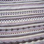 Crochet Along Babydecke größer häkeln