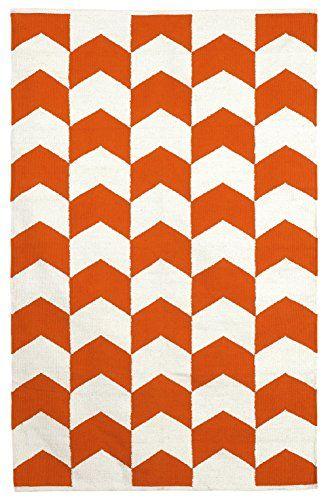 Metropolitan Orange Peel Bright White 4 Feet By 6 Feet Click Image For More Details Note It Is Affiliate Link To Amaz Fab Habitat Cotton Rug Kidsroom Decor