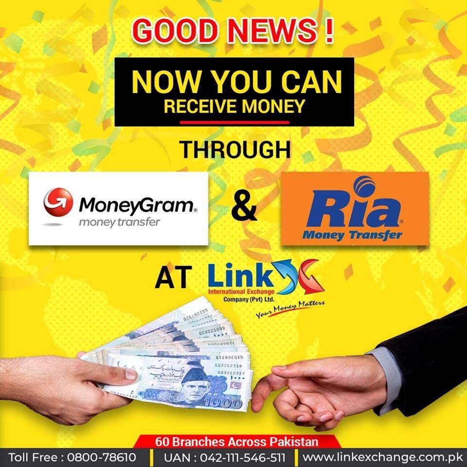 Money Gram And Ria