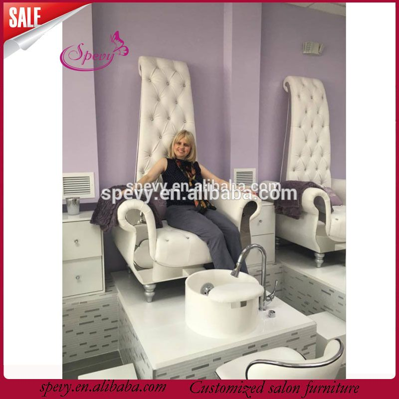 nail salon equipment set cheap pedicure chairs | Salon furniture ...