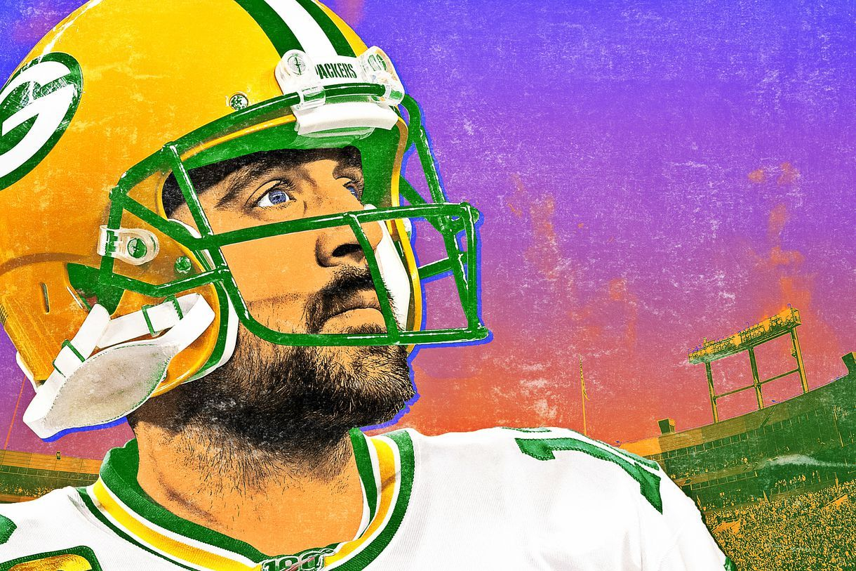 Aaron Rodgers Is Still Adding To His Incalculable Legacy The Ringer In 2020 Rodgers Packers Aaron Rodgers Nfl Playoffs