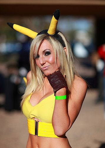 Jessica Nigri Comic Con 2011