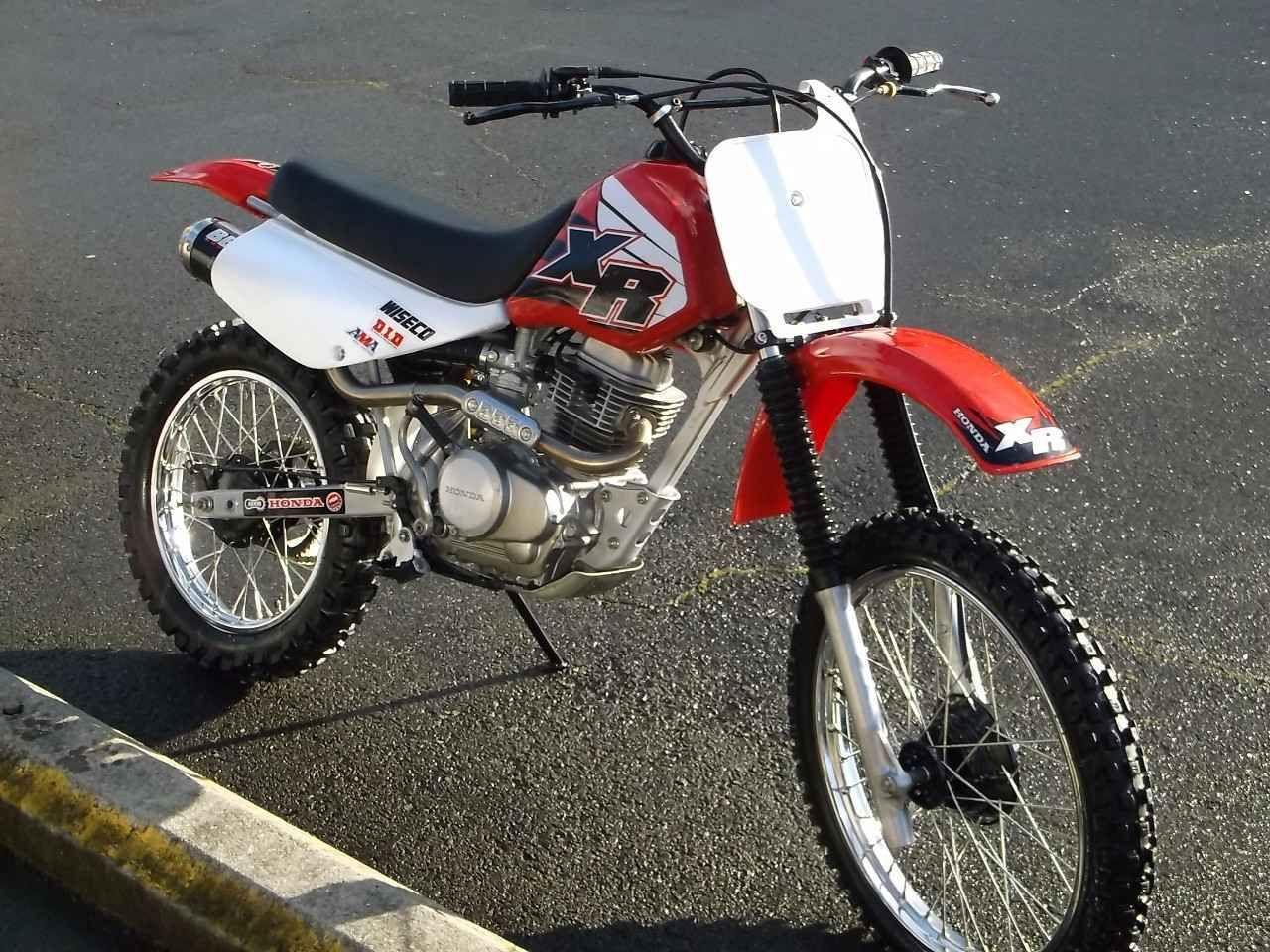 2000 Honda Xr 100r Motorcycles For Sale Motorcycle Honda Shadow Phantom