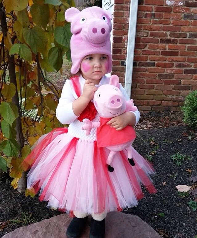 peppa pig peppa pig costume ideas pinterest fasching. Black Bedroom Furniture Sets. Home Design Ideas
