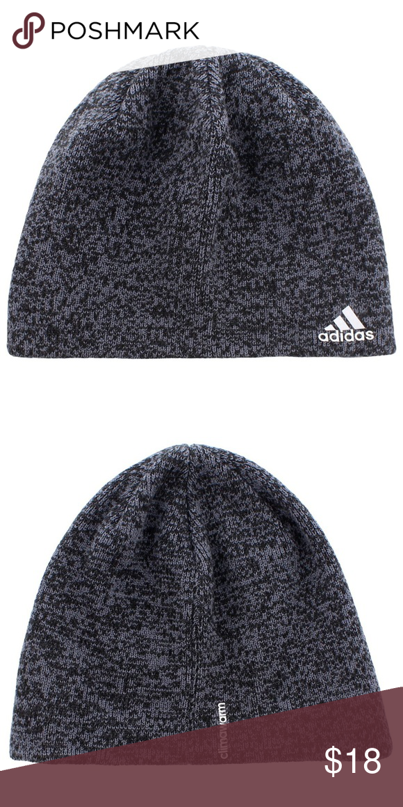 5ae7f845ad Adidas Men's Paramount Beanie Brand New, With Tags, 100% Authentic ...