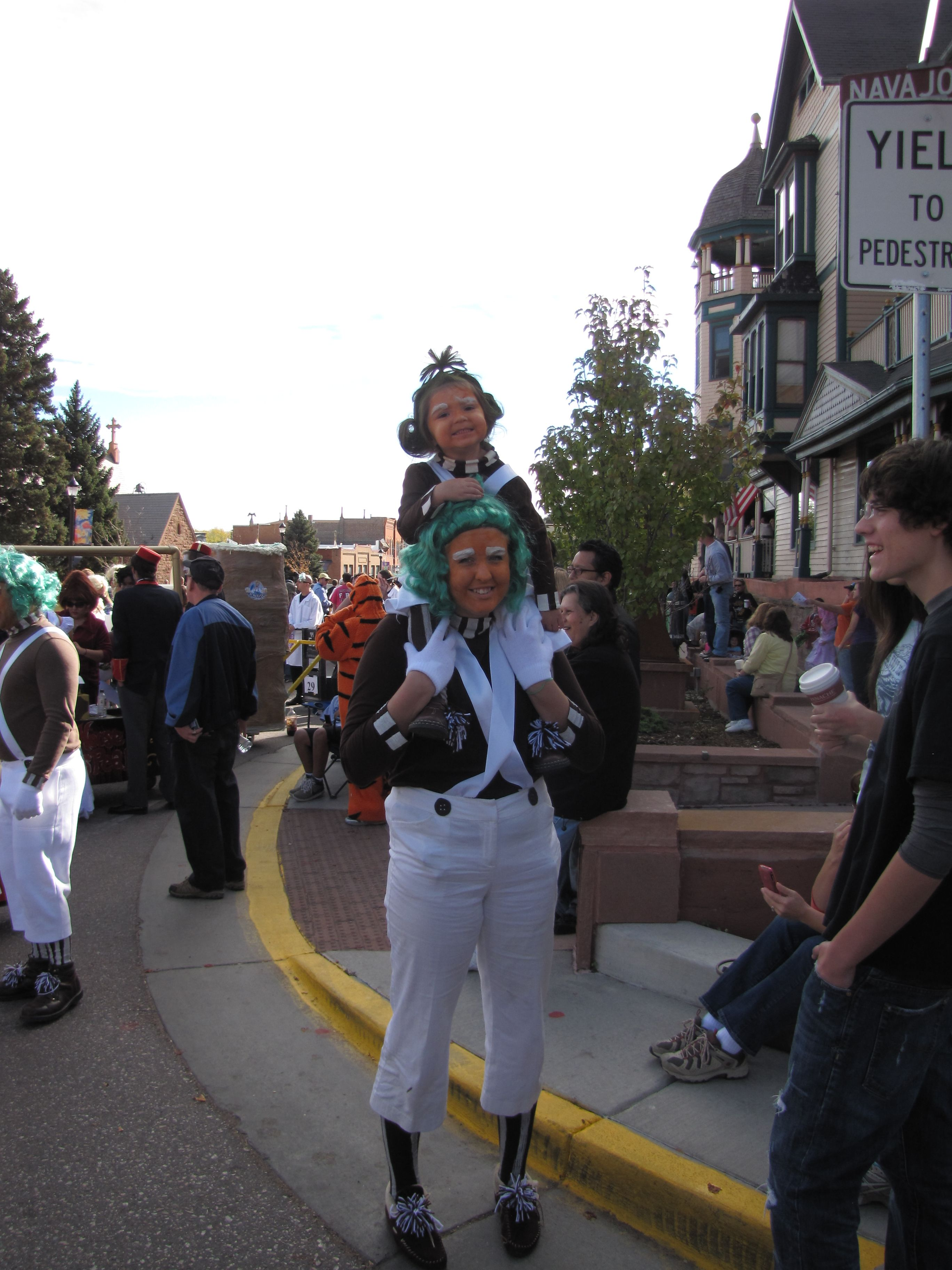 Emma Crawford Coffin Races Manitou Springs, CO Manitou