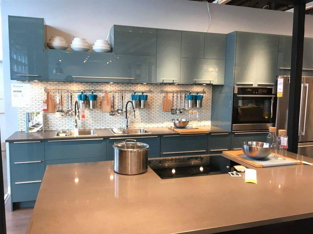 Magnifique Cuisine Bleu New Ikea Turquoise Of Cuisine Moderne