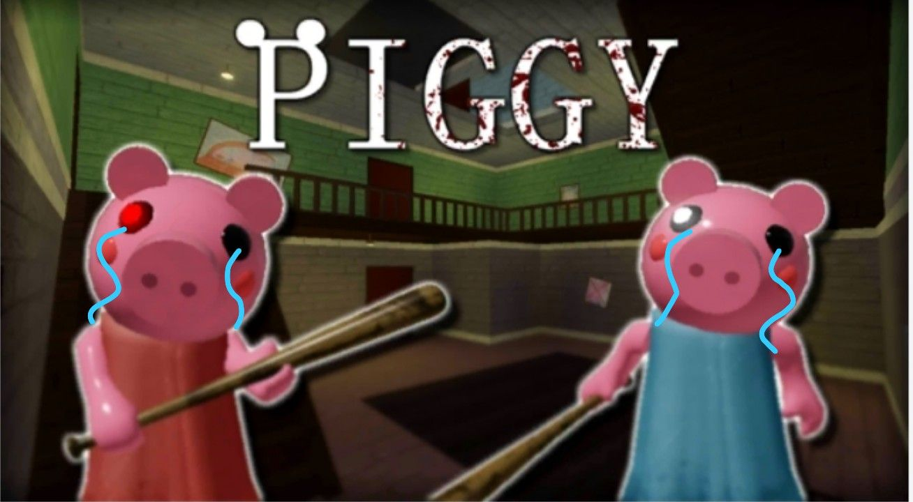Pin By Misi On My Arts In 2020 Roblox Piggy Peppa Pig Memes