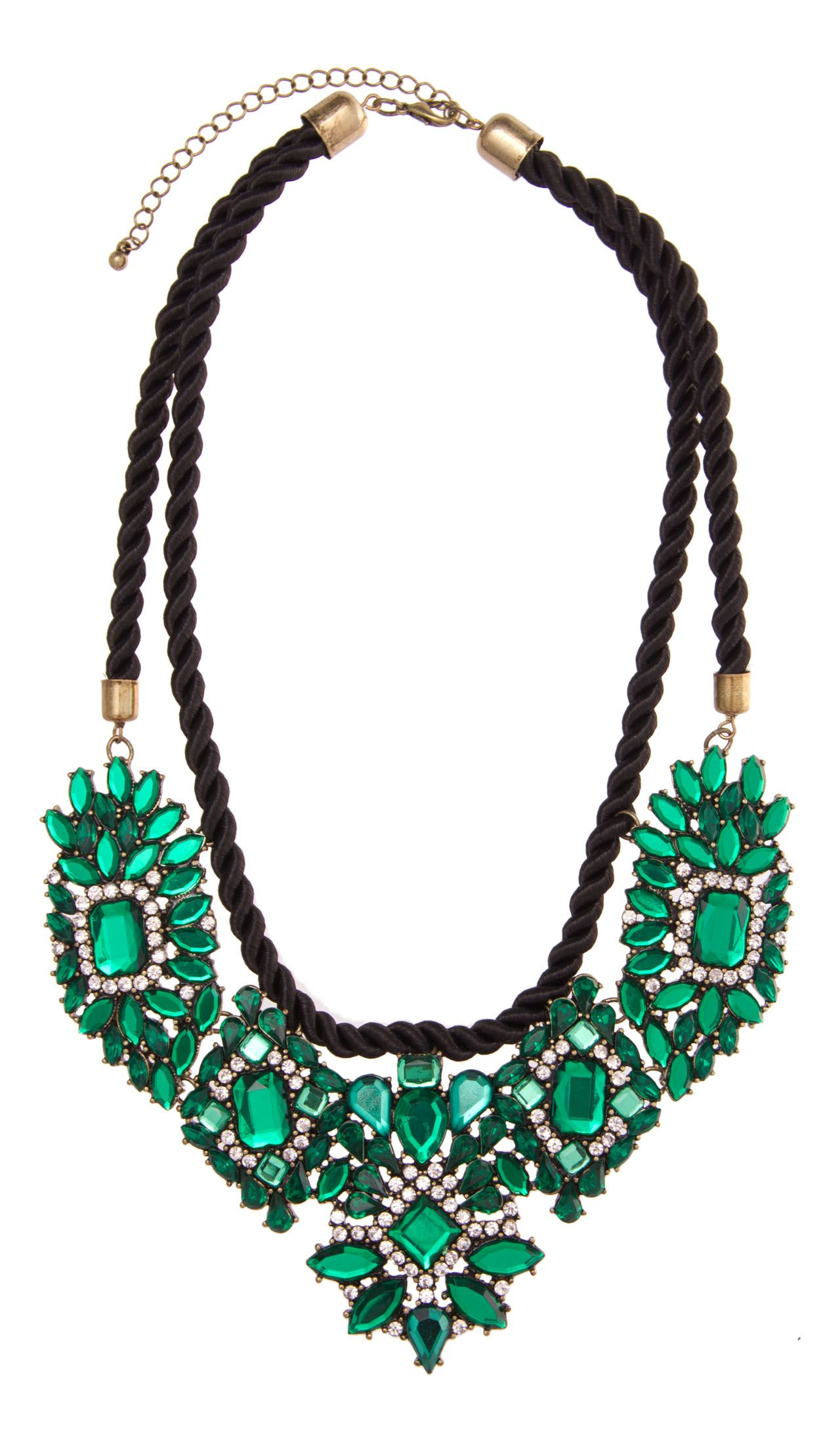 2f1fb06437 Colette by Colette Hayman - Stunning Necklace (Emerald)  24.95 ...