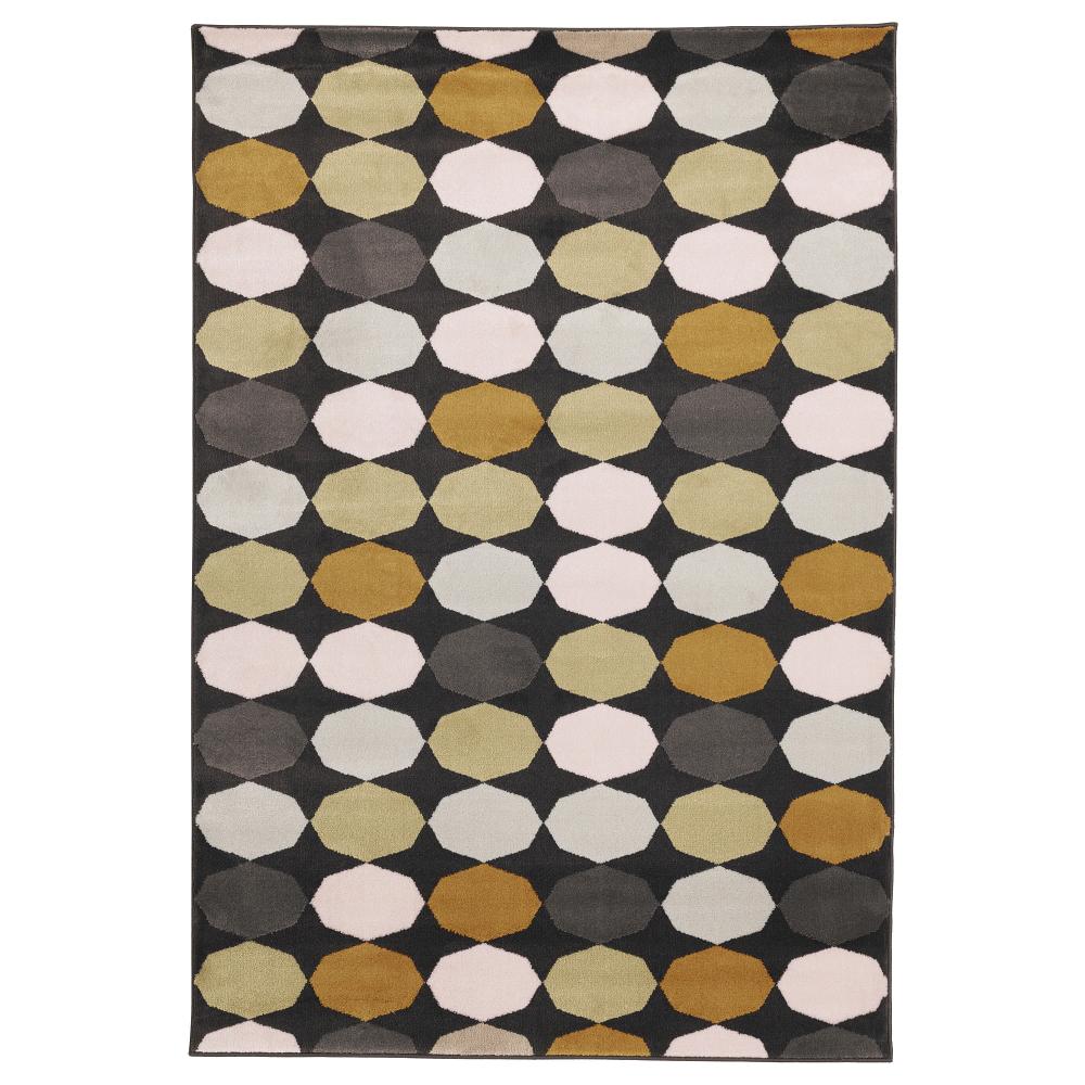Ikea Torrild Multicolor Rug Low Pile