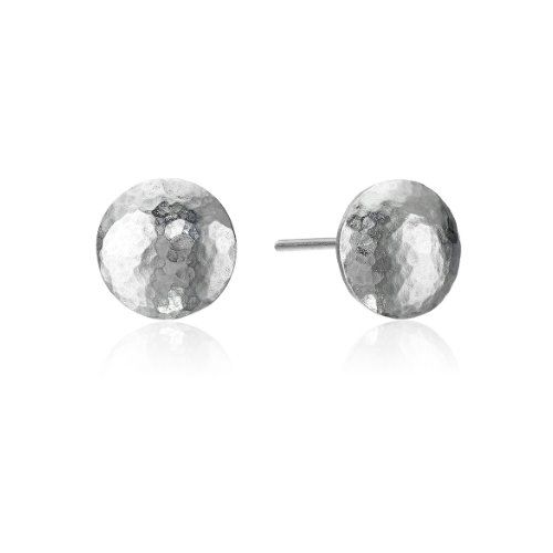 Gurhan Small Lentil Button Stud Earrings XHFBNrE1b