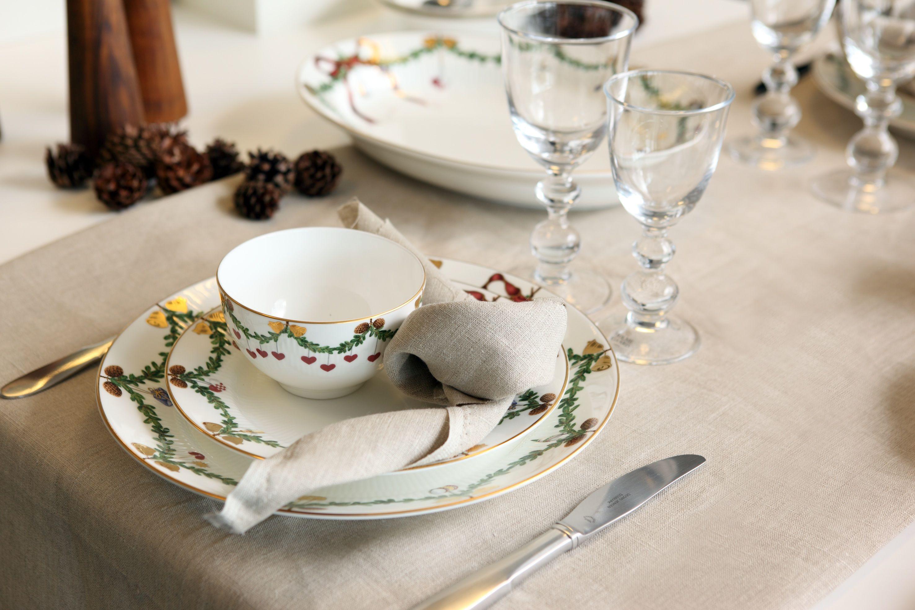 Christmas, Table Flowers, Flute
