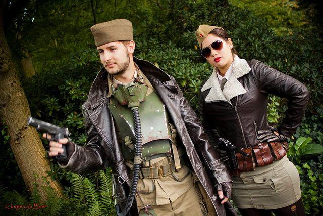 Diesel Punk via Flickr Photo by Jurgen de Boer Costume by Nikki Liem
