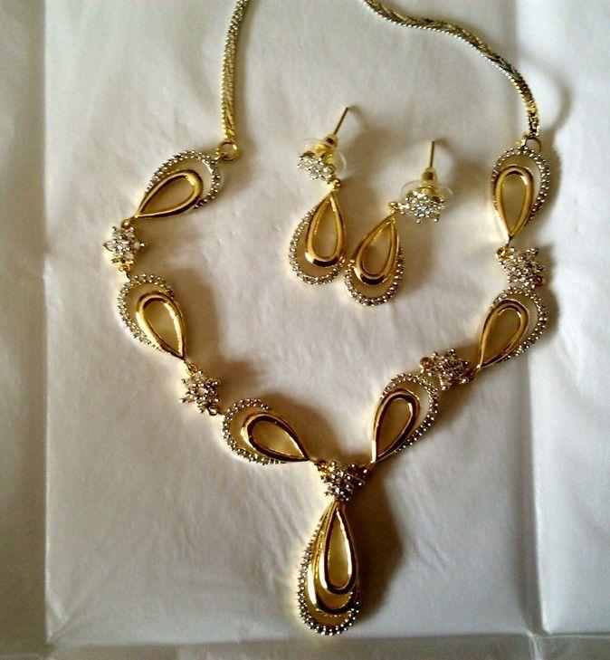 Cute Latest Modern Gold Jewelry Set Designs Ideas - Jewelry ...