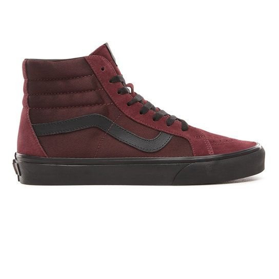 Metallic Twill Sk8 Hi Reissue Shoes in 2019 | Shoes | Shoes